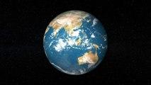 Die acht Hauptplaneten unseres Sonnensystems
