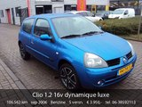 Renault Clio 1.2 16v dynamique luxe (bj 2006)