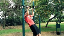 Pull Up Workout Routine- basic fitness pullups