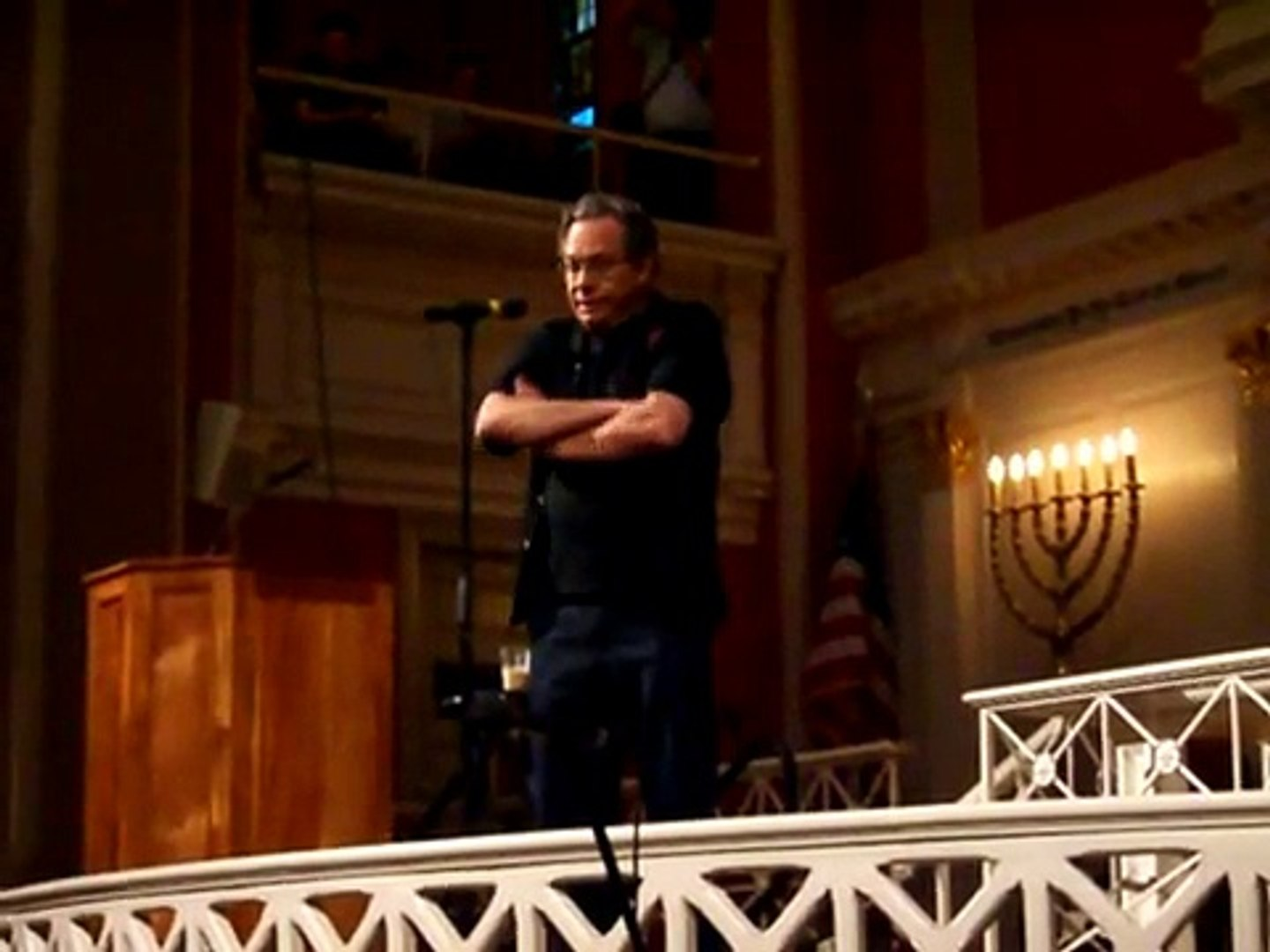 Lewis Black on Writing and Blogs