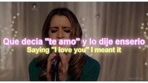 Laura Marano ♦ Last Christmas (Cover) [Traducida + Lyrics]