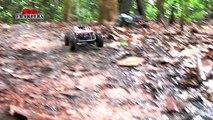 Axial Wraith Rock Racer on Savage Flux XS HPI Vapor Pro ESC & Vektor 4000Kv motor - 3S Lipo
