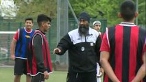 Football Association tackles lack of British Asian players  Sport