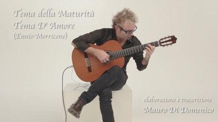 MAURO DI DOMENICO - Nuovo Cinema Paradiso: Tema della maturità e tema d'amore