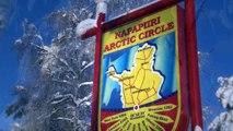 Winter of Rovaniemi - Santa Claus' home town in Lapland Finland - Finnish Lapland travel video