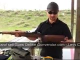 Shooting the M1 Garand refurbished by Fulton Armory - video