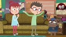 Serie educativa para niños Canal 72, capítulo Tres por tres - Sernac
