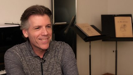 """Le Roi Arthus"" - Interview de Thomas Hampson"