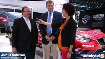 Autobytel Talks with Mazda Executives @ 2013 Detroit Auto Show - Welcome to Zoom Zoom Land
