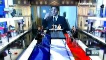 François Hollande élu deuxième président socialiste de la 5e République. 51,90% France.