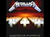 Metallica - Master Of Puppets  - Orion