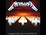 Metallica - Master Of Puppets -  Welcome Home (Sanitarium)