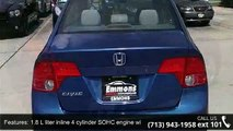 2006 Honda Civic EX Sedan AT - Emmons Motor Company - Pas...