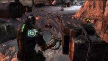 Dead Space 3: Eat A Necromorph Death Scene(Infected Death Scene)