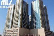 1 BR in Horizon tower  Ajman with huge space - mlsae.com