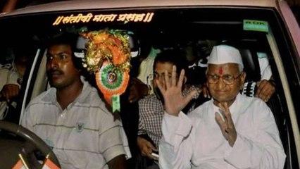 Anna Hazare To Sell His Iconic Mahindra Scorpio At Auction