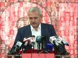 Liviu Dragnea - declaratii dupa decizia ICCJ