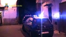 Furto carte d'identità e armi, 20 arresti tra Campania e Puglia