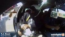 #WhatsTheF 2014 Lexus IS-F Drifting Roulette w/ Ken Gushi @ Las Vegas Motor Speedway