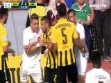 ΑΕΛ-ΑΕΚ 0-1 Στιγμιότυπα 2014-15 4η αγων. Πλέιοφ
