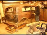 How To Build a Rat Rod -34 ford coupe