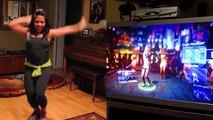 "Dance Central ""JUST DANCE"" Hard Gameplay - MightyMeCreative"