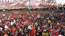 Gaziantep - CHP Lideri Kılıçdaroğlu Partisinin Gaziantep Mitinginde Konuştu 1