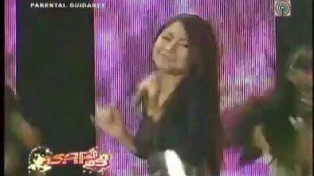 Yeng, Rachelle & Sarah sing 'Single Ladies' on ASAP