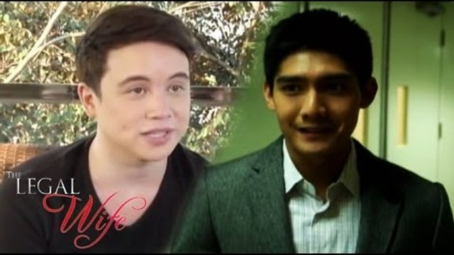 Robi Domingo & Arjo Atayde on The Legal Wife