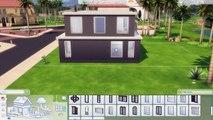 The Sims 4: Speed Build | Modern Urban Home