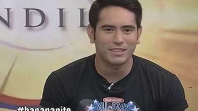 Fast Talk with Gerald Anderson on 'Ihaw Na!'