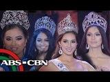 BB. Pilipinas 2013 winners on their farewell walk