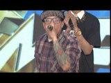 "Iza Calzado's brother raps on ""Showtime"""