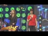 Billy Crawford teases Coleen Garcia in 'Showtime'
