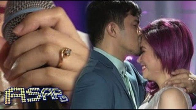 Yeng Constantino announces engagement to boyfriend on ASAP