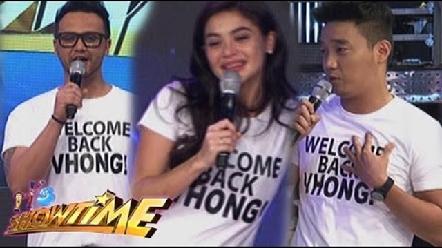 Anne Curtis, Billy Crawford & Ryan Bang's message to Vhong Navarro