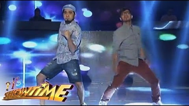 Teddy and Jhong's version of the Billy-Vhong dance