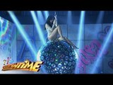 Anne Curtis sings Miley Cyrus' 'Wrecking Ball' for her surprise birthday number on 'Showtime'