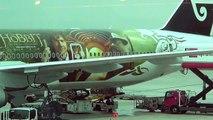 Air New Zealand Business Class to AKL | B777-300ER | 1080 [HD] Flight Experience | Inflightexpert