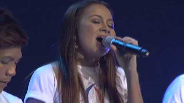 Kapamilya Stars sing 'Hawak Kamay' at TulongPH Benefit Concert