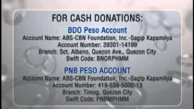ABS-CBN Sagip Kapamilya Headquarters : Magkasama sa Kwento ng Pagbangon