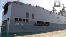 Rusya il Fransa arasında savaş gemisi krizi sürüyor