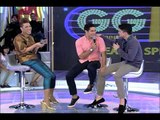 Gerald & Rayver on GANDANG GABI VICE 06.02.13