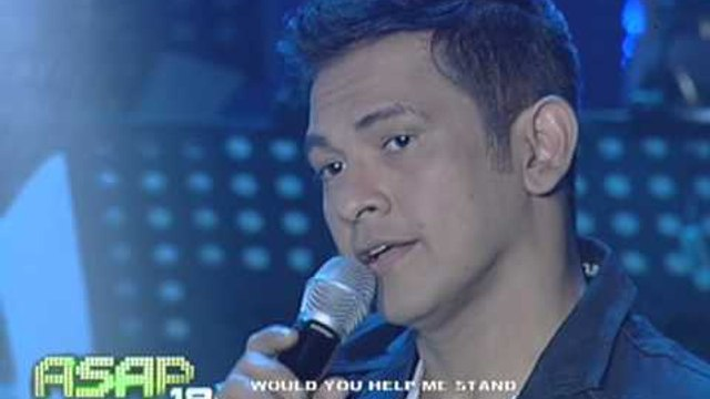 """Gary V, Bamboo sing Eric Clapton's """"Tears In Heaven"""" on ASAP"""