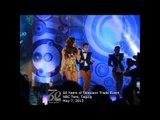 Kim & Maja, nag-showdown sa ABS-CBN 60 Years Trade Event