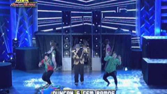 IT'S SHOWTIME Finale Performance : Duncan, Gem Ramos & Kapamilya