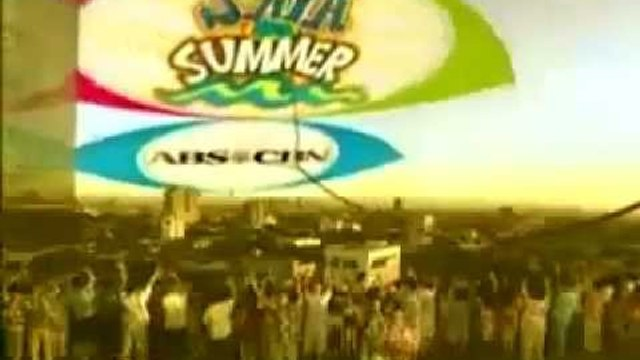 "ABS-CBN Summer Station ID 2002 ""Saya Ng Summer Sa ABS-CBN """