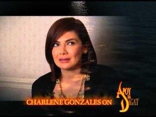 Charlene Gonzales dating