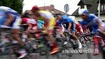 Cyclisme : arrivée du Tour de Picardie