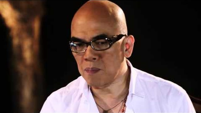 Boy Abunda on ABS-CBN Restoration Project